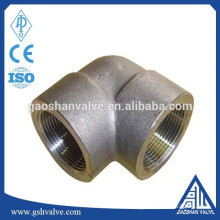 forged steel socket weld elbow 90