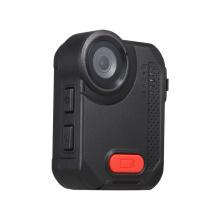 Gravador de vídeo da polícia do IR IP67 1080P câmara larga da polícia do ângulo IP65 Ambarella A12 de 160 graus