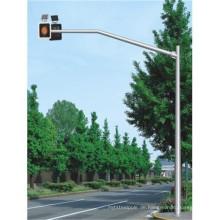 Achteckige Straßenleuchte Pole