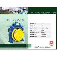 Máquina momentânea da tração do elevador (SN-TMMCG100)