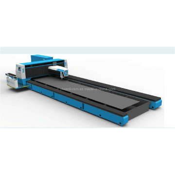 Laser Cutting Machine With Big Table and High Speed
