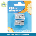 Pencil Sharpener 2 PCS in 1 Set