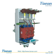 12kv Trolley-Mounted Transformer