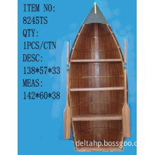 Wood Modern Boat for Birthday Gift (DT8245TS)