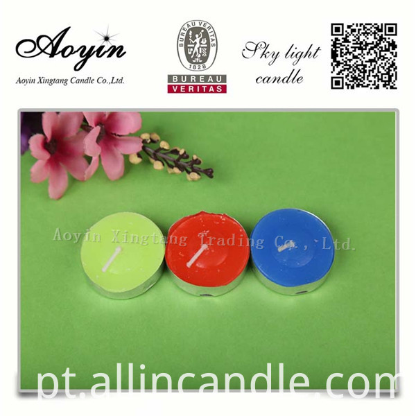 TEALIGHT CANDLES21