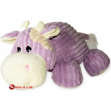 custom promotional lovely plush cow