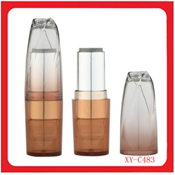 Portable Rose Cap Lipstick Tube