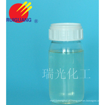 Terpolímero de óleo de silicone hidrófilo para o algodão