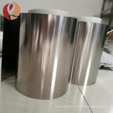 feuille de feuille de nitinol de bande de niti laminée à haute température d'alliage de mémoire de forme