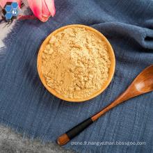 Isolat de protéine de pois de catégorie comestible à haute teneur en protéines 85%