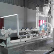 Máquina quente do óleo do farelo de arroz da venda 100TPD