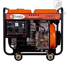 Venda directa de fábrica Yanmar tipo gerador diesel móvel