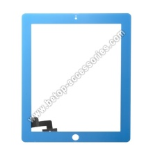 iPad2 Blue Frame