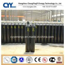 Cylindre de gaz à haute teneur en oxygène à haute teneur en dioxyde de carbone à 30 litres à haute teneur en oxygène