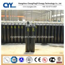 High Quality 30L High Pressure Carbon Dioxide Oxygen Nitrogen Argon Steel Gas Cylinder
