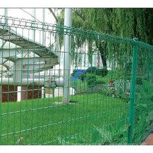 PVC-Doppelkreis-Abteilungs-Zaun mit hoher Qualität (TS-J34)