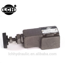 high quality and intensity hydraulic DT remote control relief 35mpa high pressure valves