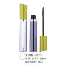 Tube de gloss / mascara vide en plastique