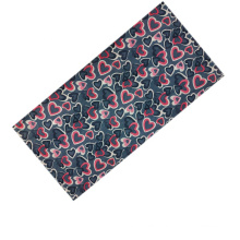 High Quality  Digital Printing  Outdoor Fishing Sunscreen Magic Headscarf Polyester Bandana