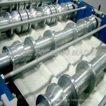 Trapez-Metall-Dachbahn-Umformmaschine