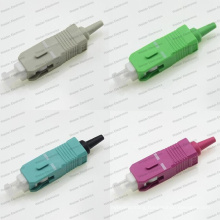 Sc Sm/mm/APC/Om3/Om4 0.9 Optical Fiber Connector