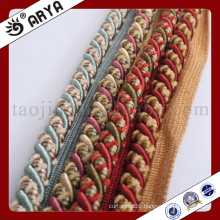 2016 simple design beautiful Decorative Rope for sofa and home textile decorative