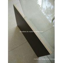 Contrachapado de madera de madera dura de 18mm