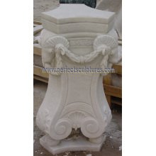 Carving Stone Granite Marble Base for Home Decoration (BA068)