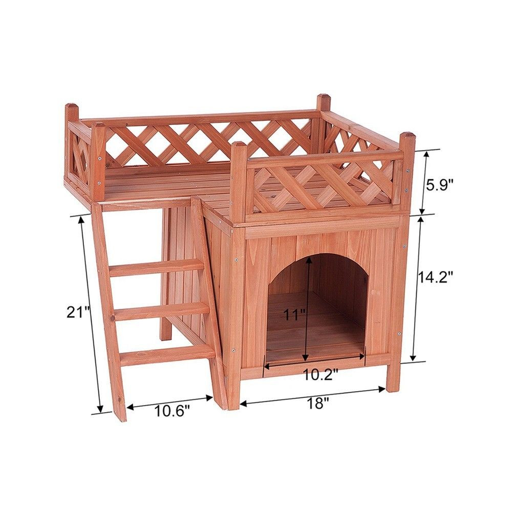 easy to assemble dog house