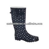 Rain boots custom