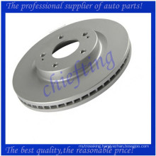 MN116979 MN116981 BG4034 92148300 0986AB6163 for Mitsubishi brake disc