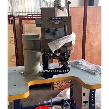 Espadrilles Jute Sole Stitching Sewing Machine