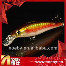 NOEBY retail freshwater hard fishing lures minnow