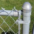 diamond mesh fence wire