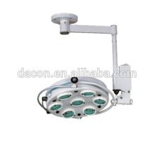 Hole type operating lamp