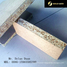 Melamine Particle Board with Woodgrain Color