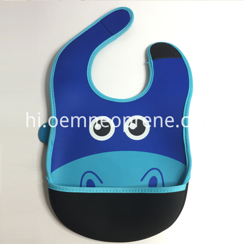 Alt Waterproof Neoprene Baby Bib