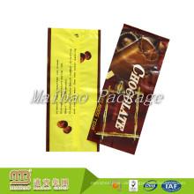 Hersteller-umweltfreundliches Nahrungsmittelsafe Heißsiegel-kundenspezifische Farbe gedruckte biologisch abbaubare Plastikeis-Eis am Stiel-Verpackentasche