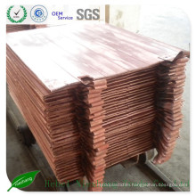 Factory Price Copper Anodes 99.99%