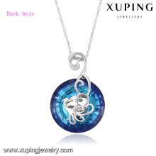 32796-xuping fashion cheap jewelry Crystals from Swarovski, jade pendants