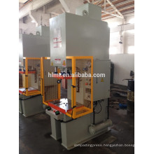 C frame press, single column Stretching Hydraulic Press with pressure test