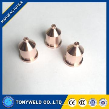 Puntas de plasma seguras puntas de corte de plasma120927 / 120931/120932