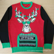 PK18A49YF ugly christmas sweater with light