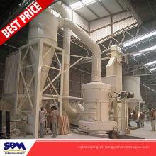Gana usou planta de fabricação de cimento para fosfato de rocha