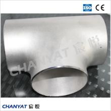 A403 (WP317, S31700) Té en acier inoxydable ajusté ASTM