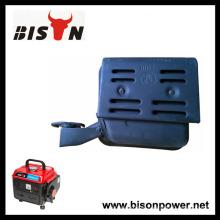 BISON China Taizhou China Fornecedor Chinese AC Single Phase Quiet Generator Muffler