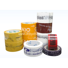 Bopp adhesive packaging printed tape