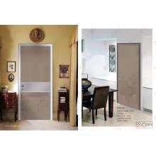 Conception de porte de refroidissement, portes en bois conçues