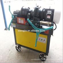 Machine de rouleau de fil pour le coupleur de rebar