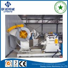 light gauge steel self-lock profile rollformer production machine